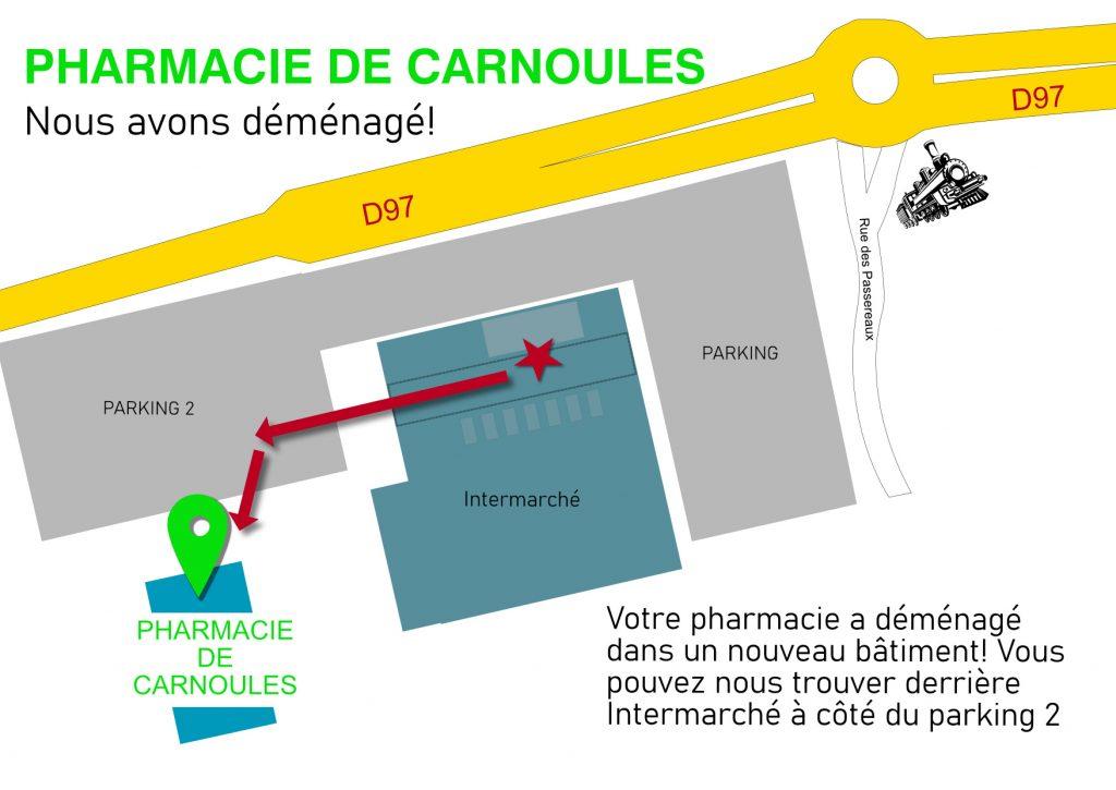 Carte Pharmacie